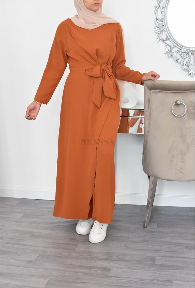 Combinaison femme modest fashion
