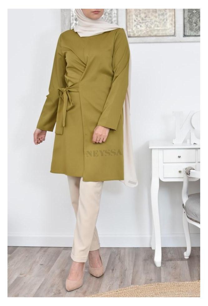 maxi Tunic mastour hijab shop
