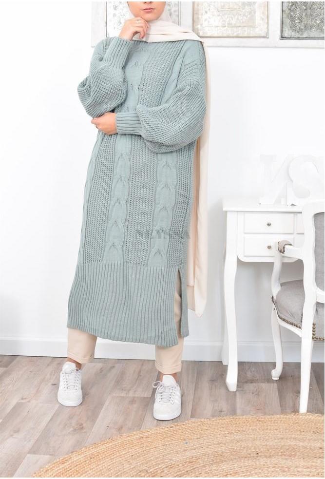 Dress wool Hinda