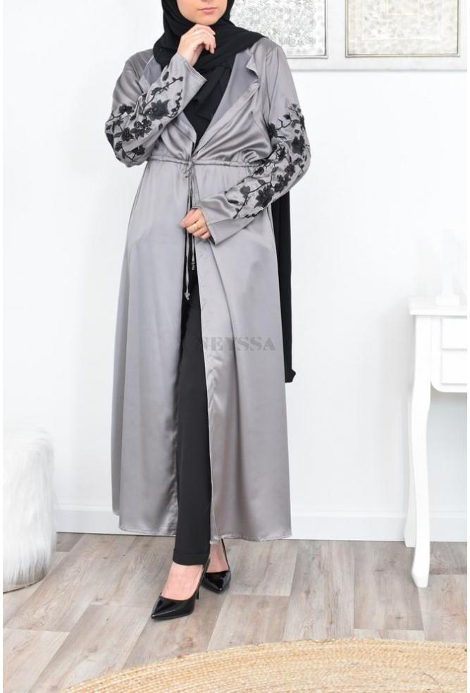 kimono long femme musulmane