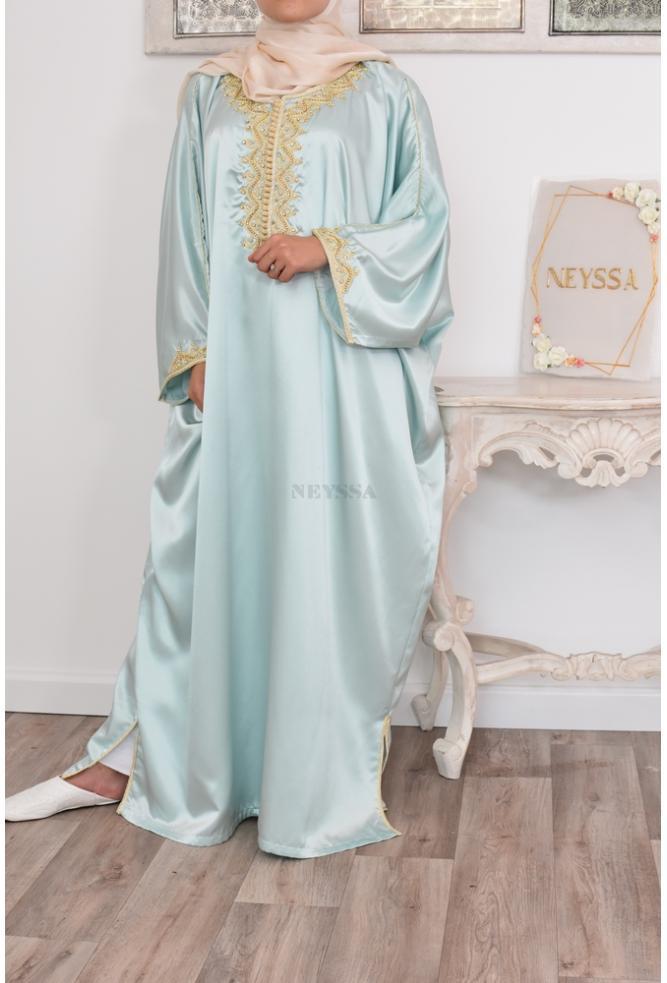 Abaya Gandoura Loose and elegant for Eid