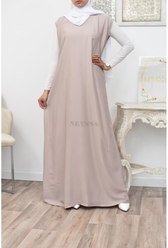 Abaya sans manches Nidah